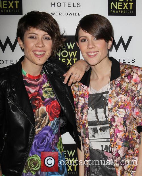 Tegan Quin and Sara Quin 5