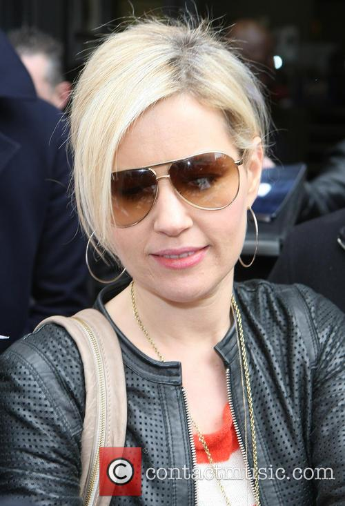 dido celebrities outside the bbc radio two 3603789