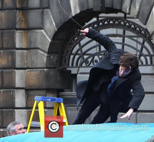 Benedict Cumberbatch and Benedict Cumberbarch 3