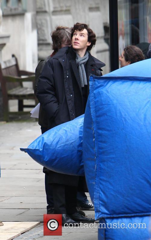 Benedict Cumberbatch and Benedict Cumberbarch 4