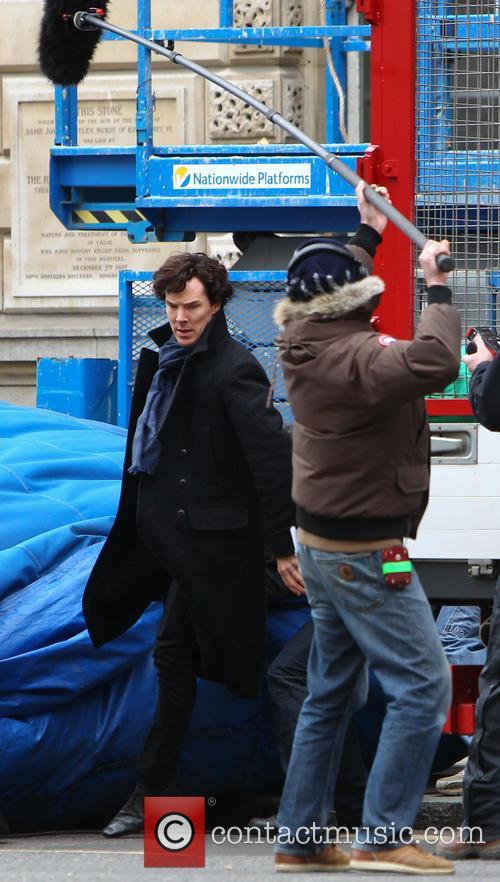 Benedict Cumberbatch and Benedict Cumberbarch 6