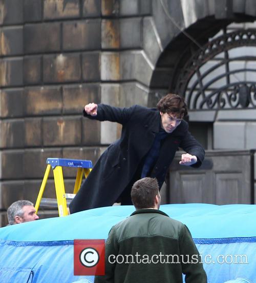 Benedict Cumberbatch and Benedict Cumberbarch 7