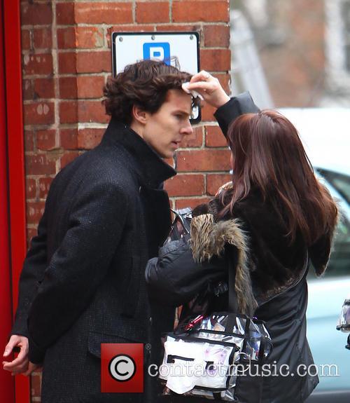 Benedict Cumberbatch and Benedict Cumberbarch 10