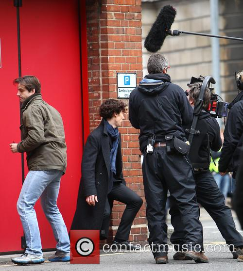 Benedict Cumberbatch and Benedict Cumberbarch 16