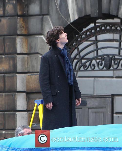 Benedict Cumberbatch and Benedict Cumberbarch 17