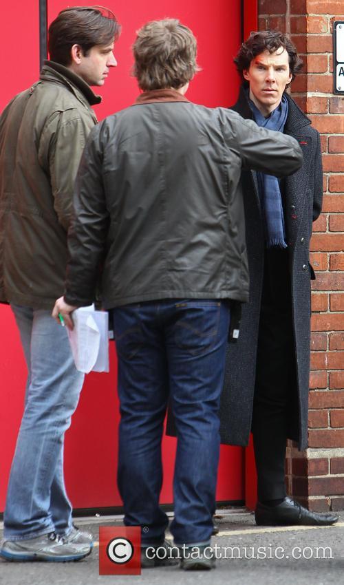 Benedict Cumberbatch and Benedict Cumberbarch 19