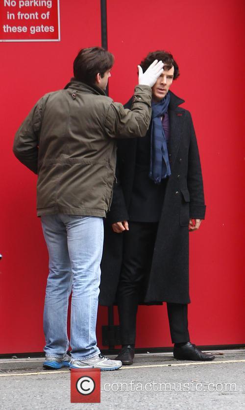 Benedict Cumberbatch and Benedict Cumberbarch 24
