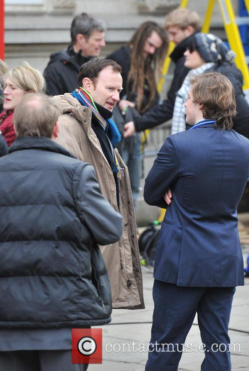Benedict Cumberbatch and Mark Gatiss 3