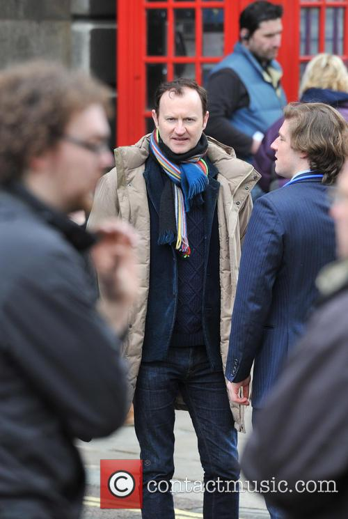 Benedict Cumberbatch and Mark Gatiss 9