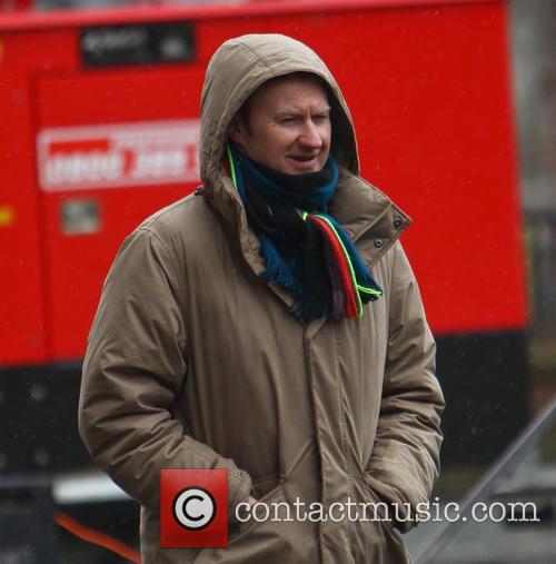 Benedict Cumberbatch and Mark Gatiss 6