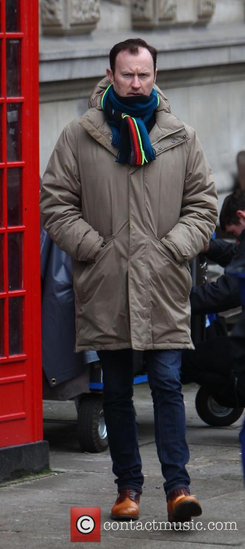 Benedict Cumberbatch and Mark Gatiss 7