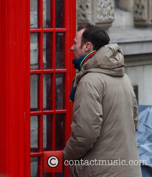 Benedict Cumberbatch and Mark Gatiss 9