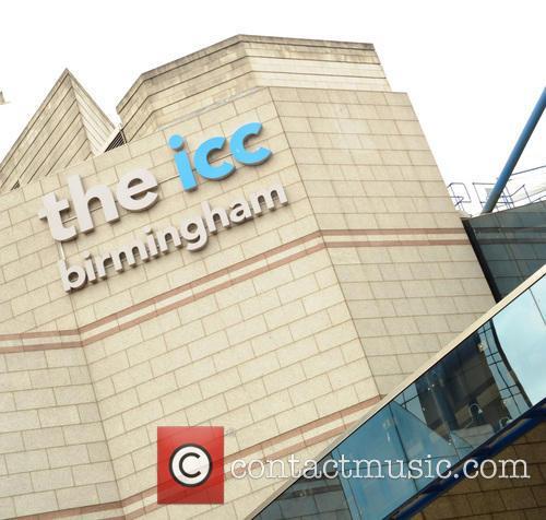 The Icc Birmingham 1