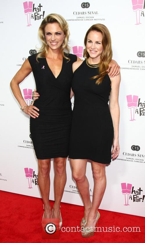 Kelly Sullivan and Julie Berman