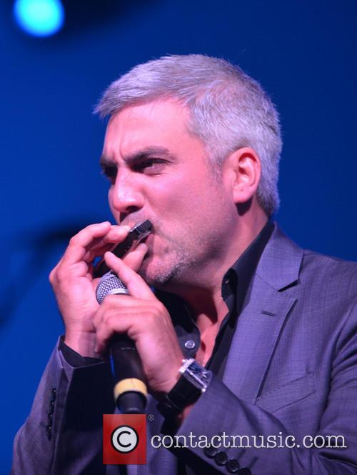 Taylor Hicks,  Fontainebleau Miami Beach