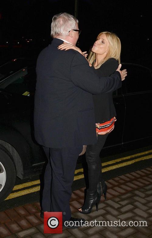 Christopher Biggins and Michelle Collins 4