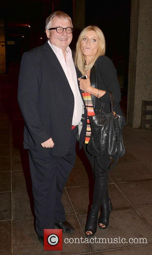 Christopher Biggins and Michelle Collins 5