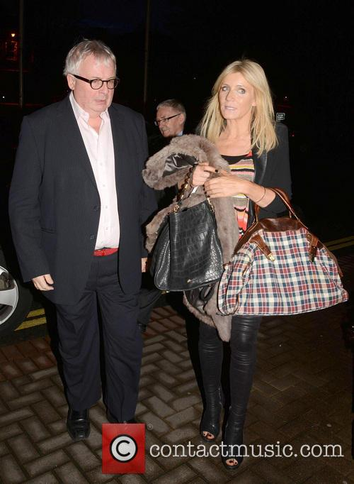 Christopher Biggins and Michelle Collins 7