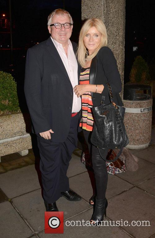 Christopher Biggins and Michelle Collins 9