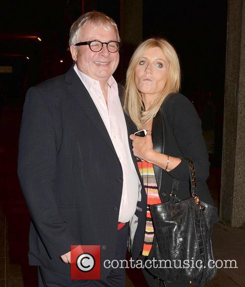 Christopher Biggins and Michelle Collins 10