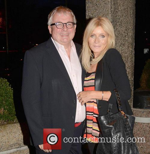 Christopher Biggins and Michelle Collins 11