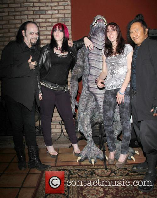 Halls Of Horror Launch Party