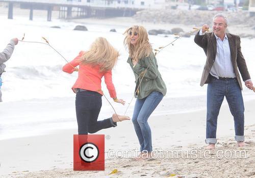 Heidi Klum and Malibu Beach 7