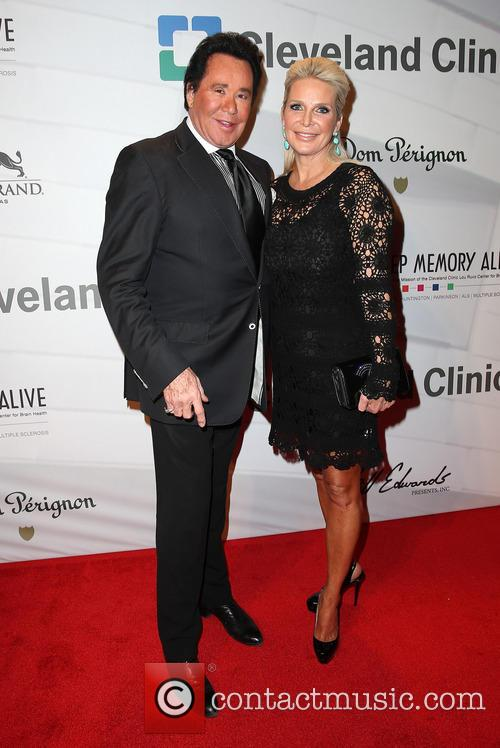 Wayne Newton and Kathleen Mccrone 1