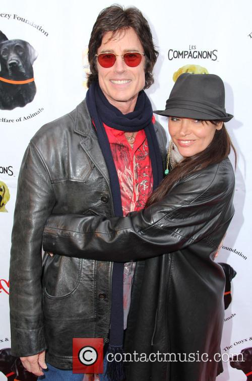 Ronn Moss and Devin Devasquez 1