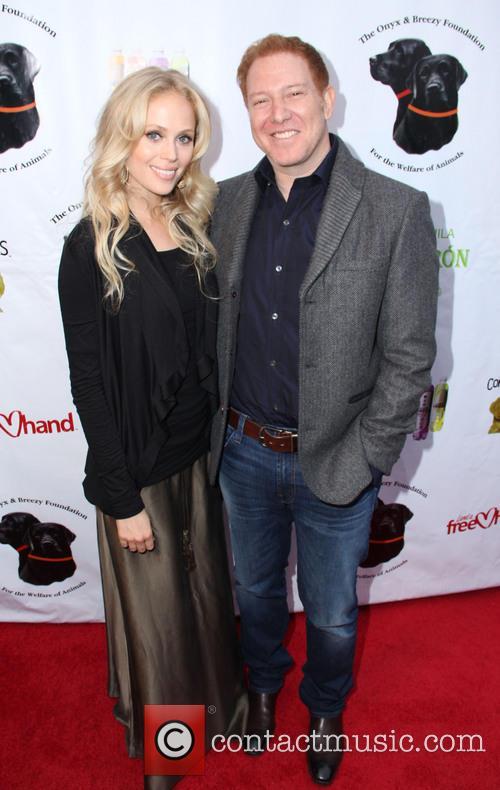 Ryan Kavanaugh and Britta Lazenga 1