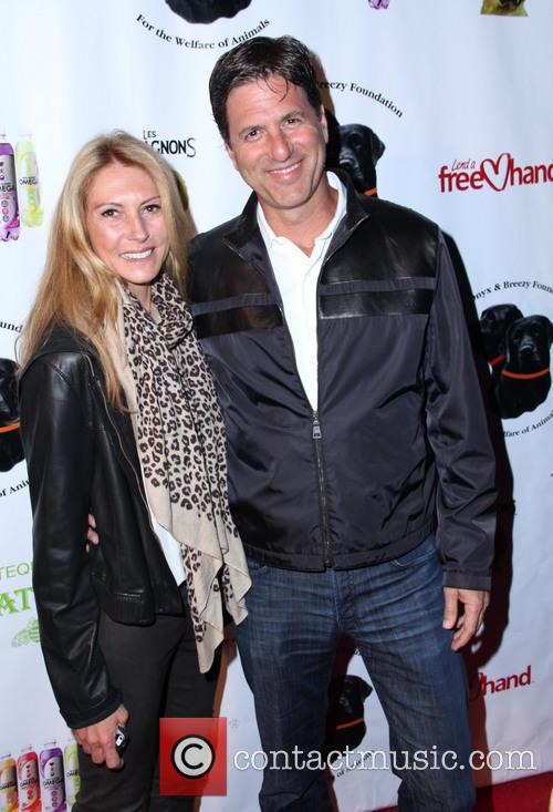 Onyx, Steve Levitan and Krista Levitan 4