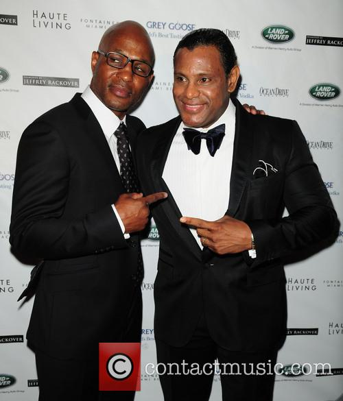 Bernard Hopkins and Sammy Sosa 1