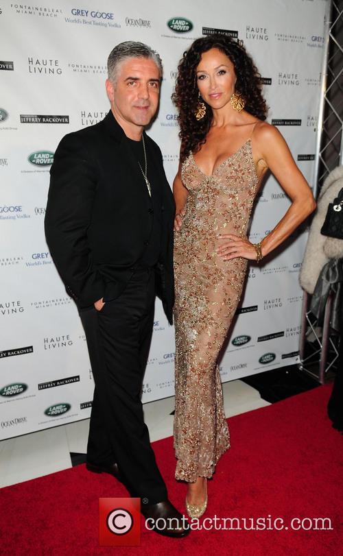 Sofia Milos and David Siguaw 2
