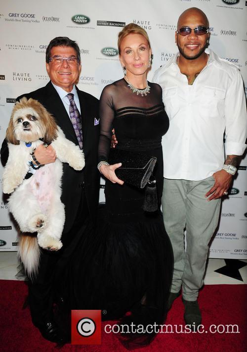 Flo Rida, Lea Black, Bandit and Arthur Benjamin 4