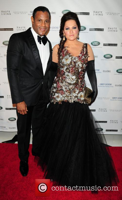 sammy sosa sonia sosa the blacks annual gala 3606643