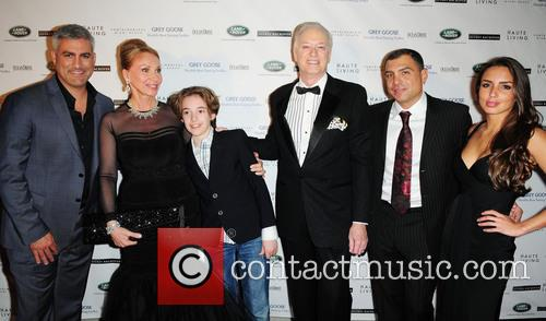 Taylor Hicks, Lea Black, Rj Black, Roy Black, Antonio Misuraca and Valentina Sarria 3