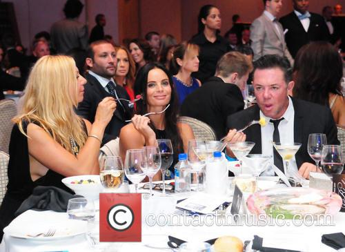 Gabrielle Anwar and Shareef Malnik 8