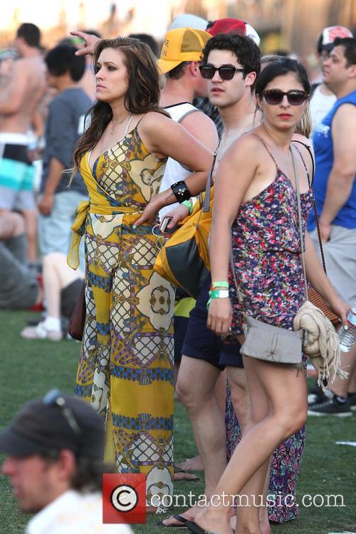 Darren Criss and Mia Swier 6