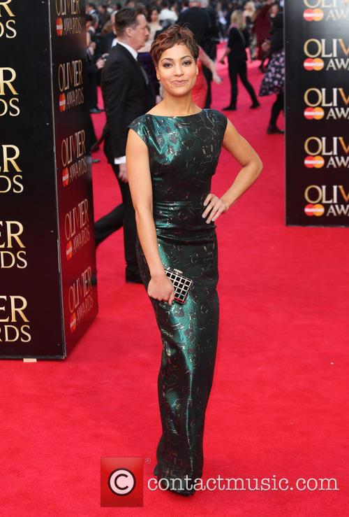 cush jumbo the laurence olivier awards 4155646