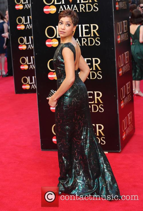 cush jumbo the laurence olivier awards 4155658
