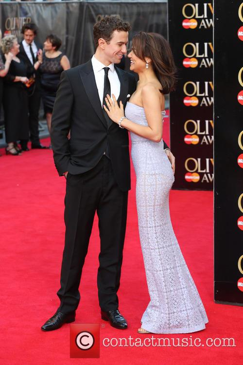 Samantha Barks and Boyfriend Richard Fleeshman 8