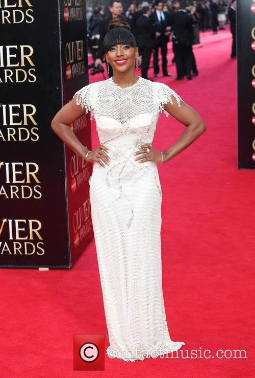 alexandra burke the laurence olivier awards 4154783