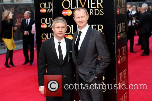 Martin Freeman and Mark Gatiss 1