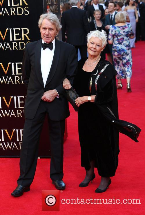 Judi Dench and David Mills 3