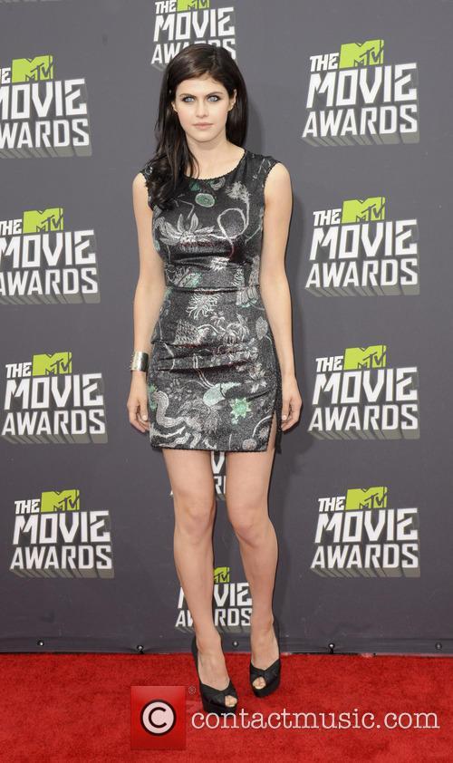 Alexandra Daddario, MTV Movie Awards