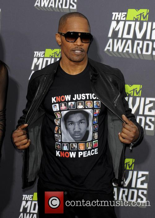 Jamie Foxx, MTV Movie Awards