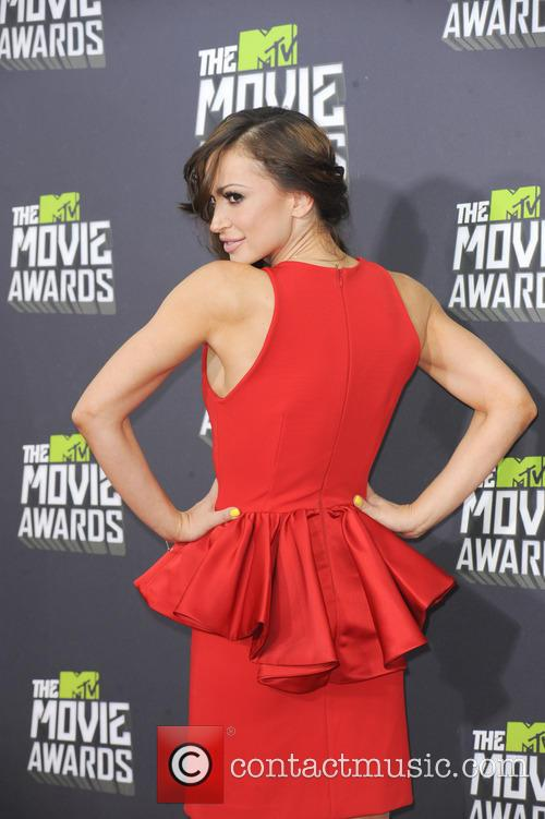 Karina Smirnoff, MTV Movie Awards