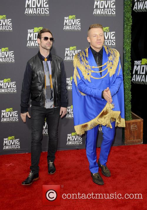 Macklemore and Ryan Lewis 3