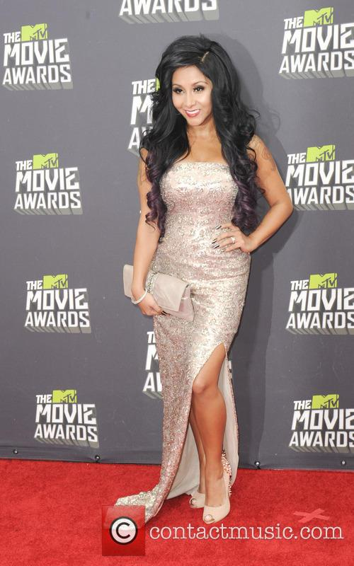 Nicole 'Snooki' Polizzi, MTV Movie Awards