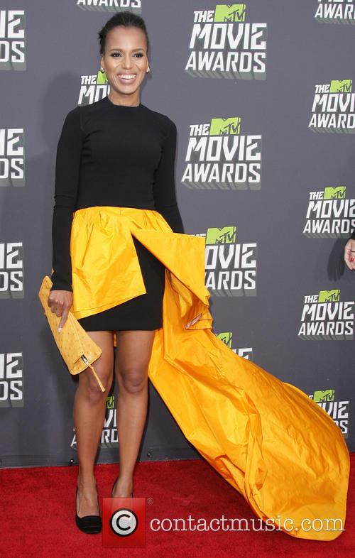 Kerry Washington, MTV Movie Awards